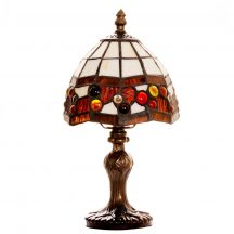 Bavill G062159 Tiffany asztali lámpa