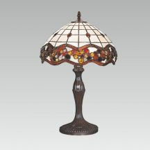 Bavill G122159 Tiffany asztali lámpa