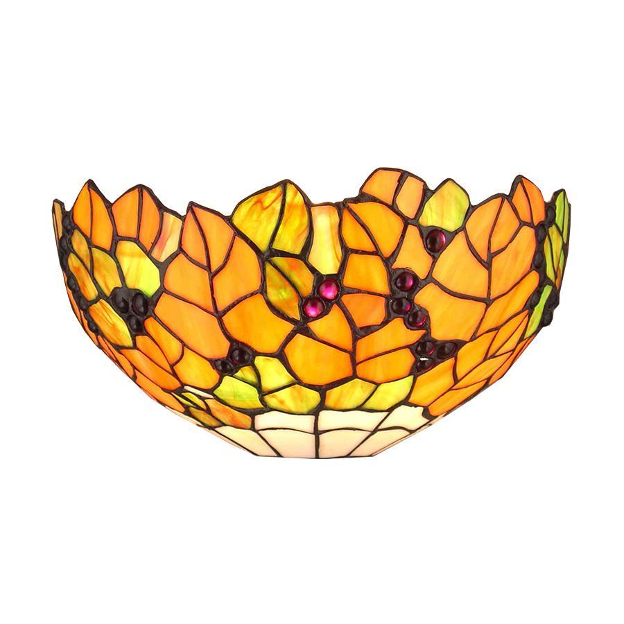 10073 Tiffany fali lámpa