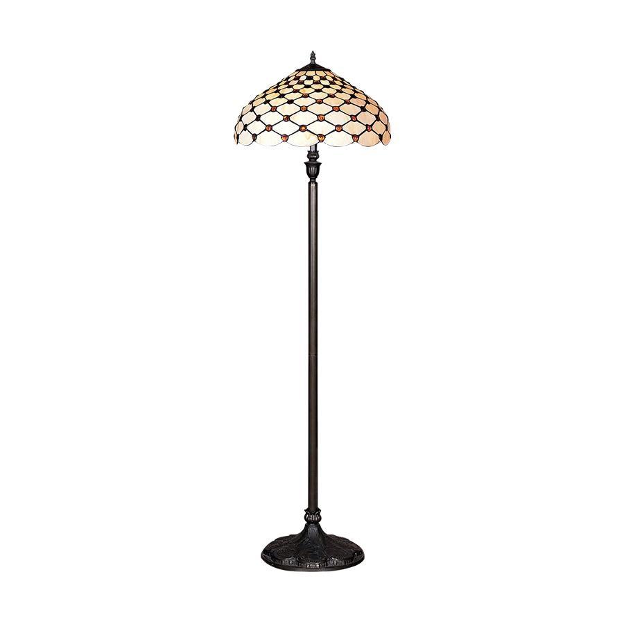 Tiffany álló lámpa