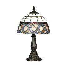 Prezent 81 Tiffany asztali lámpa