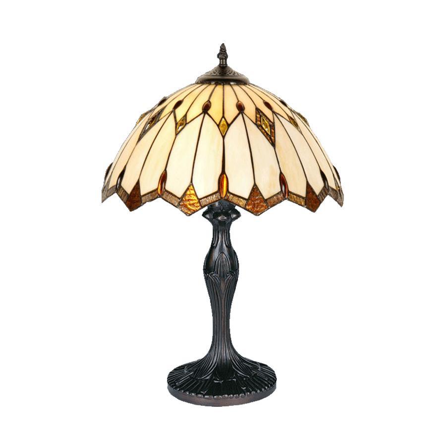10082 Tiffany asztali lámpa
