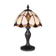 Prezent 84 Tiffany asztali lámpa
