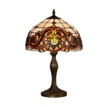 Prezent 96 Tiffany asztali lámpa