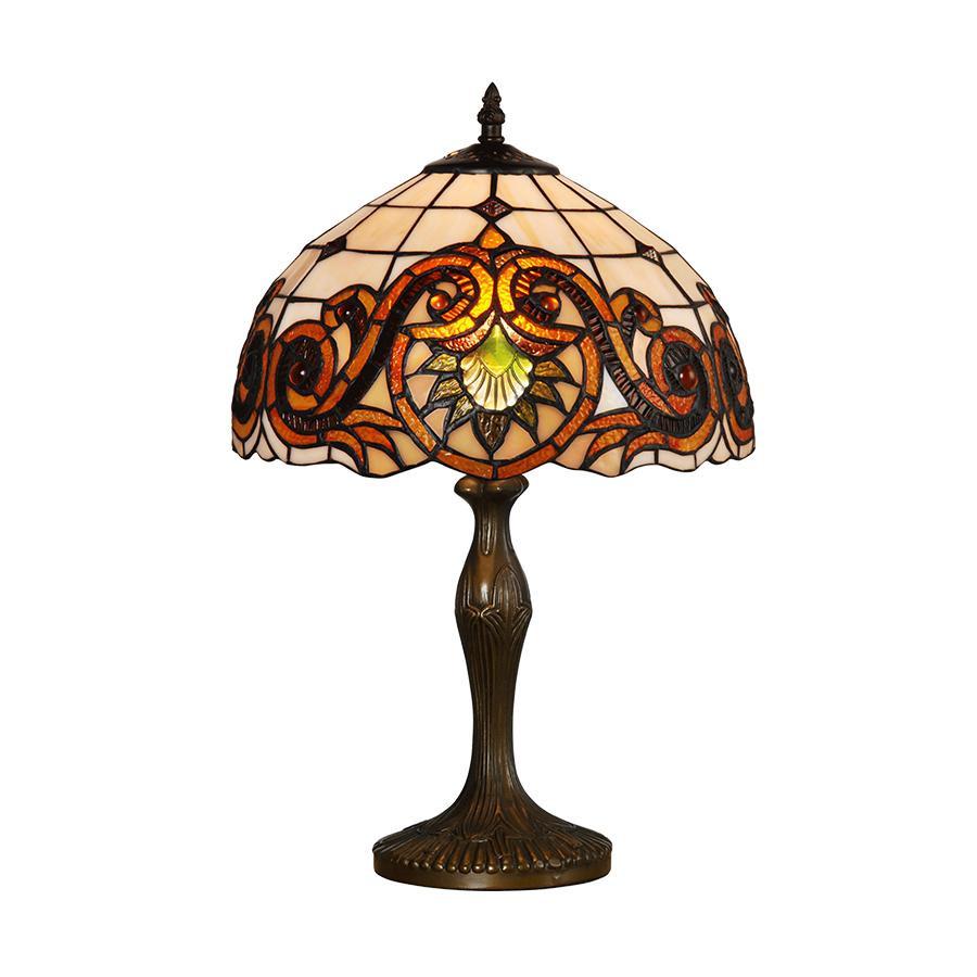 10096 Tiffany asztali lámpa