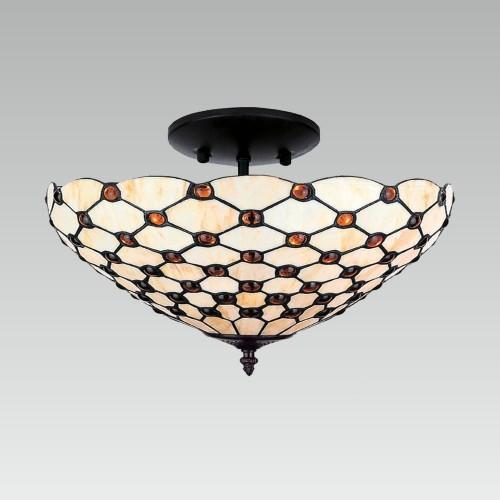 Tiffany mennyezeti lámpa