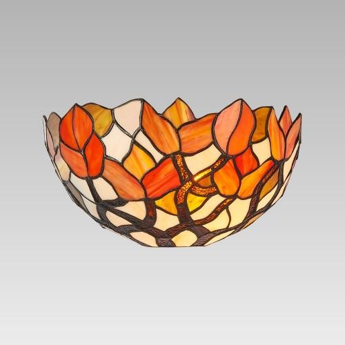 10122 Tiffany fali lámpa