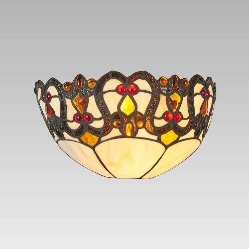 10125 Tiffany fali lámpa