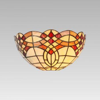 10140 Tiffany fali lámpa