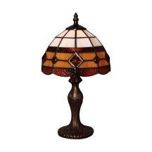 Prezent 176 Tiffany asztali lámpa