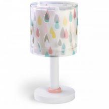 Dalber 41431 Color Rain gyerek asztali lámpa