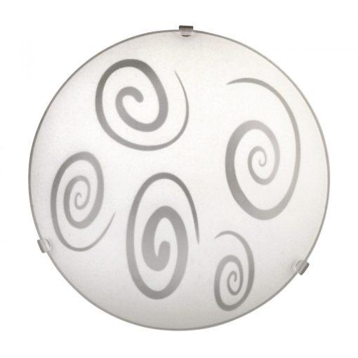 Rábalux 1822 Spiral kerek fali/mennyezeti lámpa