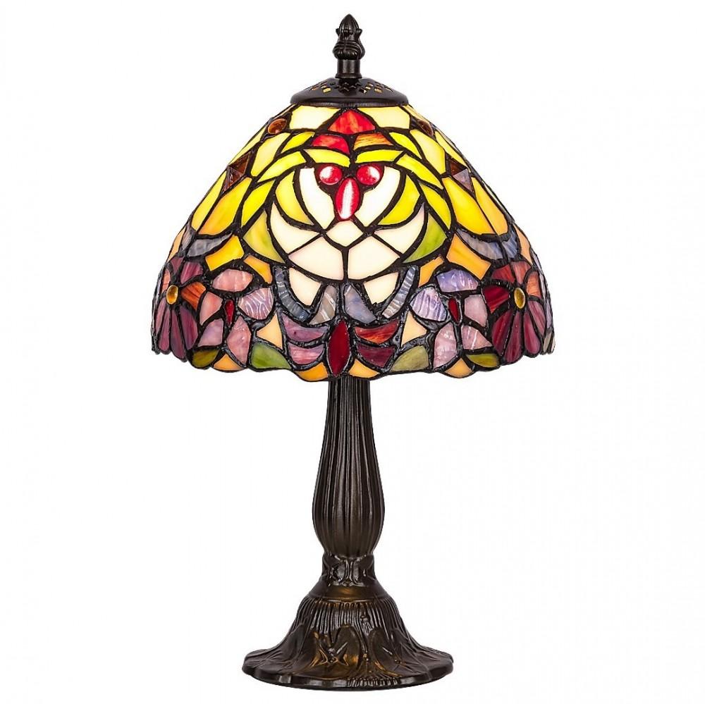 Rábalux 8089 Mirella Tiffany asztali lámpa