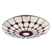 Rábalux 8091 Marvel Tiffany mennyezeti lámpa