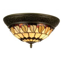 Randel TIF-10803 Tiffany mennyezeti lámpa