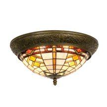 Sona TIF-10903 Tiffany mennyezeti lámpa