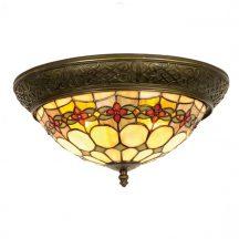 Sam TIF-12303 Tiffany mennyezeti lámpa
