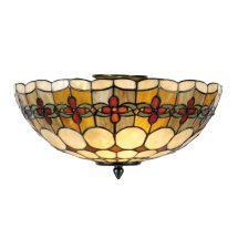 Sam TIF-12307 Tiffany mennyezeti lámpa