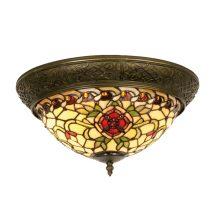 Wilson TIF-13403 Tiffany mennyezeti lámpa