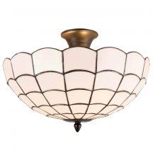 Woody TIF-13903 Tiffany mennyezeti lámpa