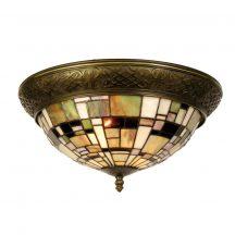 Cruse TIF-30031 Tiffany mennyezeti lámpa