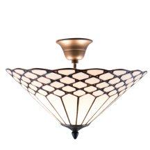 Gary TIF-4803 Tiffany mennyezeti lámpa