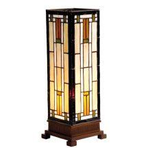 Hank TIF-5101 Tiffany asztali lámpa