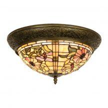 Haley TIF-5303 Tiffany mennyezeti lámpa