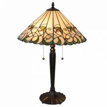 Lucia TIF-7101 Tiffany asztali lámpa