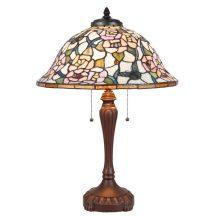 Mona TIF-7301 Tiffany asztali lámpa