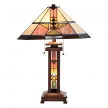 Mady TIF-7701 Tiffany asztali lámpa