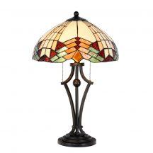 Mony TIF-8101 Tiffany asztali lámpa