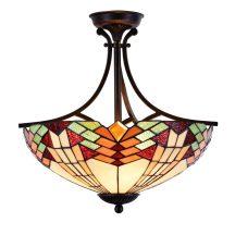 Mony TIF-81031 Tiffany mennyezeti lámpa