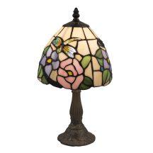 Norah TIF-8201 Tiffany asztali lámpa
