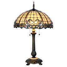 Natalie TIF-8401 Tiffany asztali lámpa