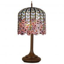 Margo TIF-9001 Tiffany asztali lámpa