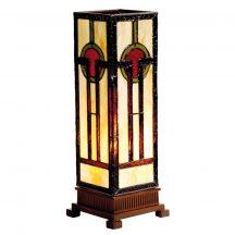 Otto TIF-94011 Tiffany asztali lámpa