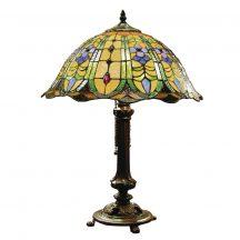 Patricia TIF-9601 Tiffany asztali lámpa