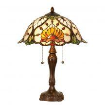 Paul TIF-9901 Tiffany asztali lámpa