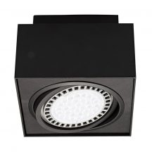 Zuma Line ZUM-20074-BK Boxy spot lámpa