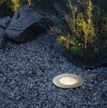 Kültéri talajba építhető lámpák